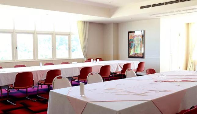 会社の会議や研修・セミナーを兼ねた合宿におすすめです。